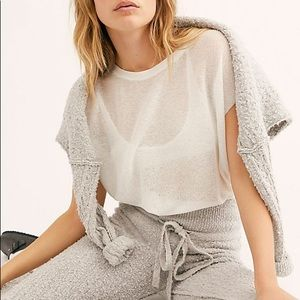 NWT FP knit bodysuit